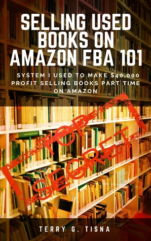 selling books on amazon fba