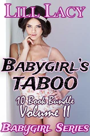 Babygirl's TABOO 10 Book Bundle, Volume II (Babygirl Collections 2)