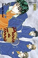 The Prince Of Tennis Volume 5 New Challenge By Takeshi Konomi