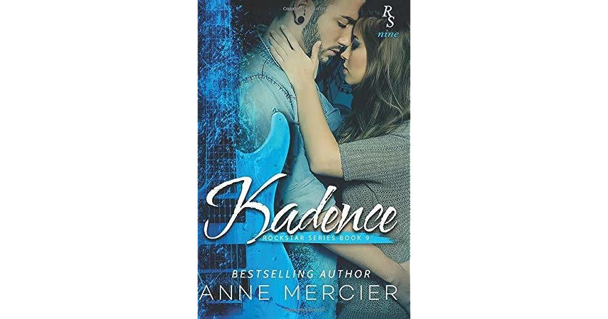 Kadence (Rockstar #9) by Anne Mercier