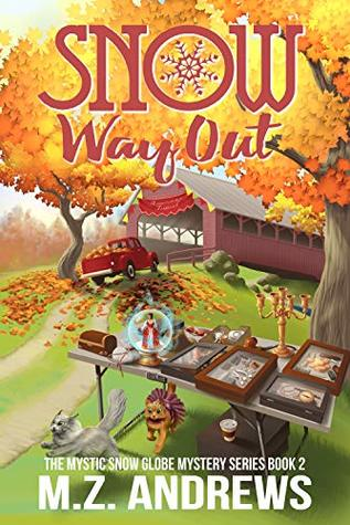 Snow Way Out by M.Z. Andrews