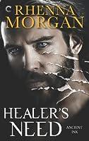 Healer's Need (Ancient Ink Book 2)