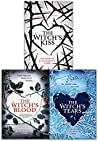 The Witch Kiss Trilogy Collection 3 Books Set By Katharine Corr & Elizabeth Corr (The Witch Kiss, The Witch Tears, The Witch Blood)