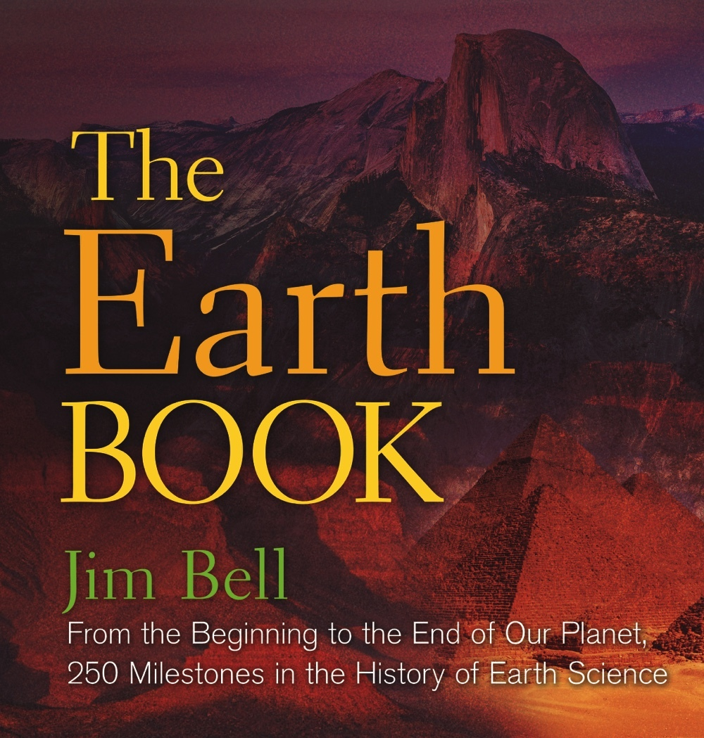 The Earth Book  From the Beginning to t