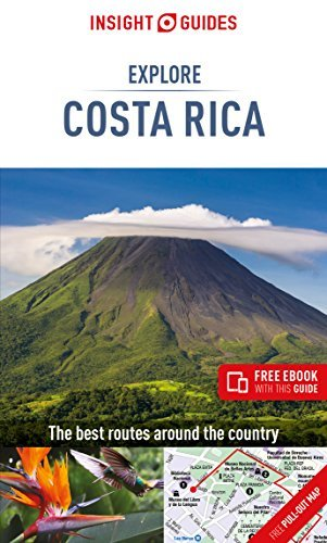 Insight Guides Explore Costa Rica (Insight Explore Guides)
