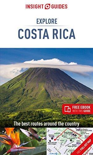 Insight Guides Explore Costa Rica (Insight Explore Guides)