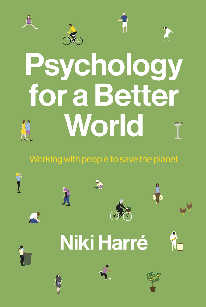 Psychology for a Better World Working