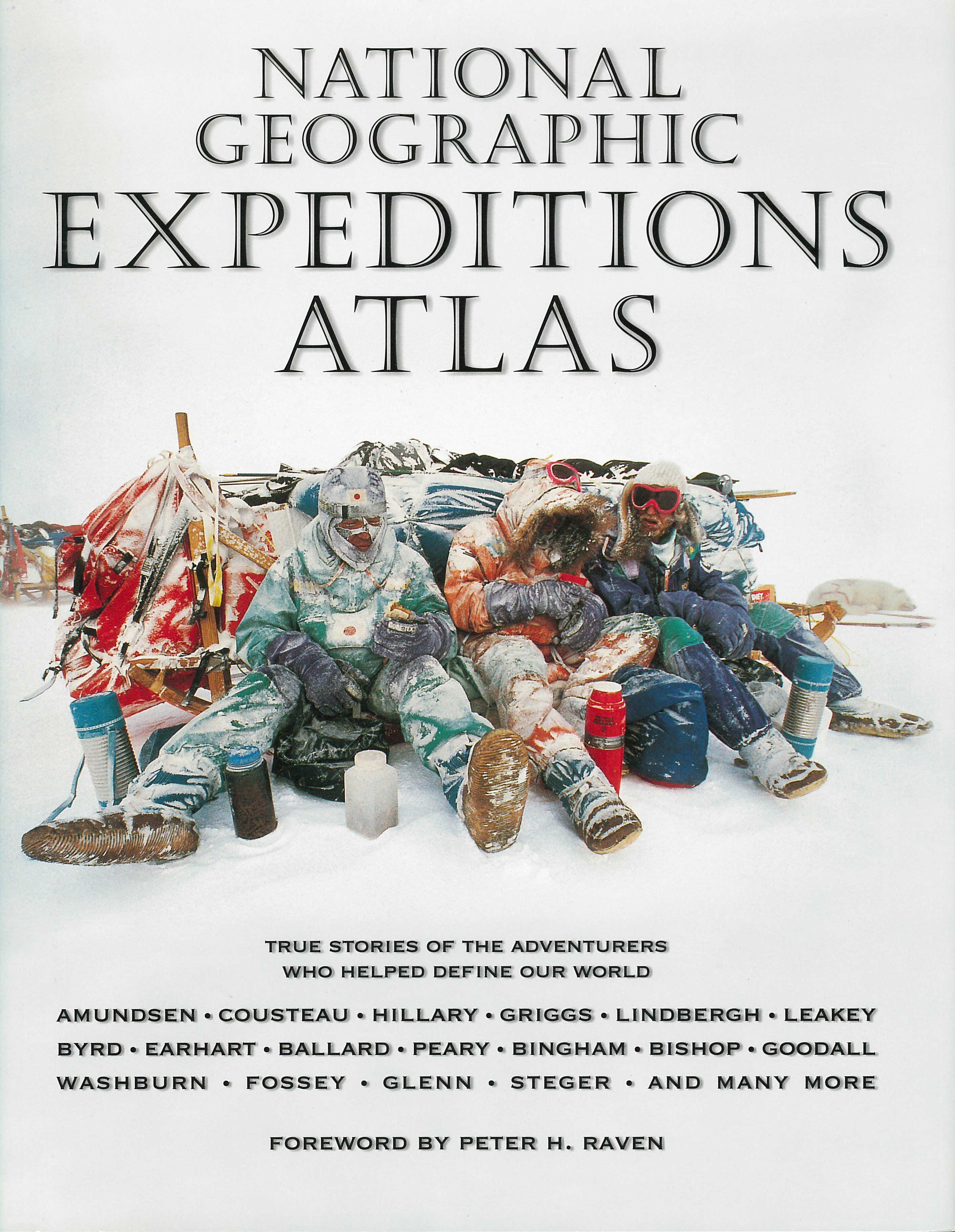 National Geographic Expeditions 2015-2016 Catalog