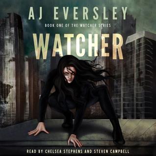Watcher (Watcher #1) Audiobook