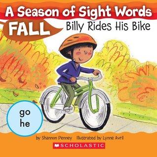 Billy Rides His Bike