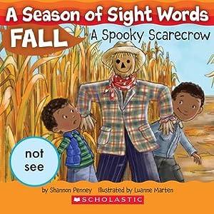 A Spooky Scarecrow