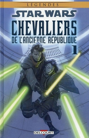 Star Wars: Knights of the Old Republic, Vol  1: Commencement