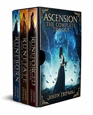 Wicked Ascension (The Dark Ascension Chronicles Book 1)