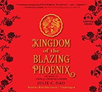 Kingdom of the Blazing Phoenix (Rise of the Empress, #2)