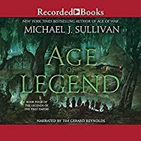 Age of Legend (The Legends of the First Empire, #4)