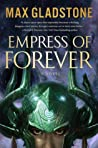 Book cover for Empress of Forever