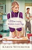More Than Words Can Say (Patchwork Family, #2)