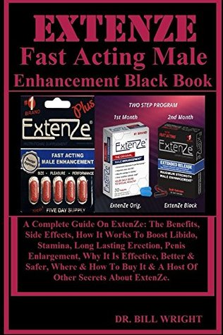 deal Extenze Male Enhancement Pills