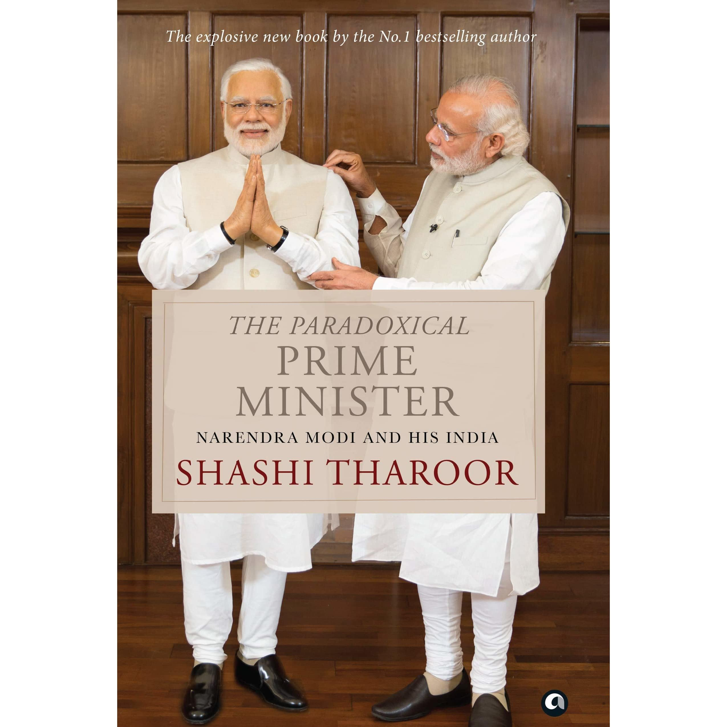The Paradoxical Prime Minister By Shashi Tharoor