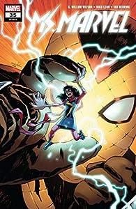 Ms. Marvel (2015-2019) #35