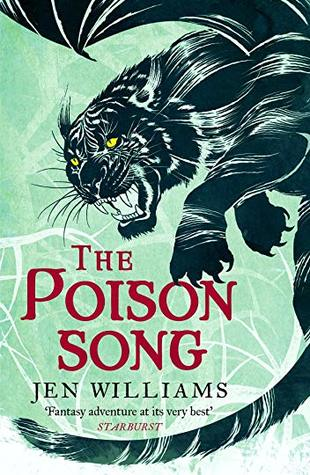 The Poison Song  (The Winnowing Flame Trilogy #3)