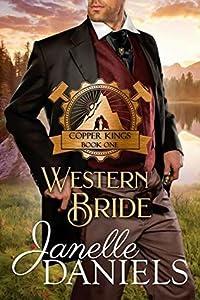 Western Bride (Copper Kings, #1)