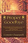 Proper Goodbye (Wild Raspberries #2)