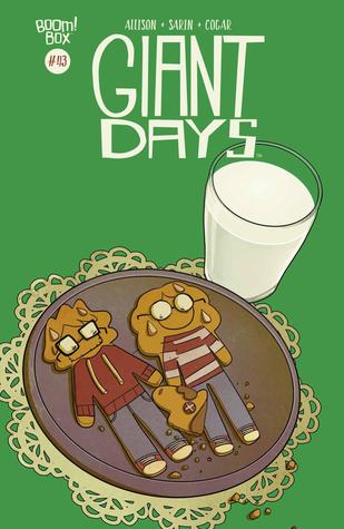 Giant Days #43 by John Allison