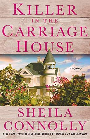 Killer in the Carriage House (Victorian Village Mysteries Book 2)