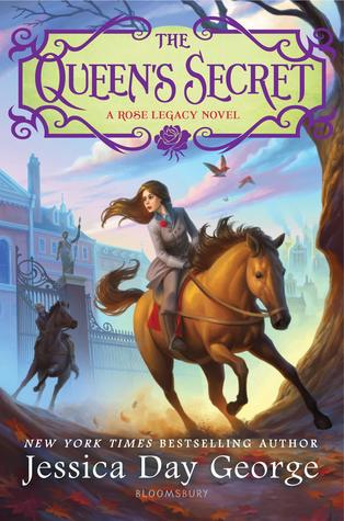 The Queen's Secret (The Rose Legacy, #2)