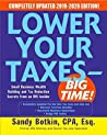 Lower Your Taxes ...