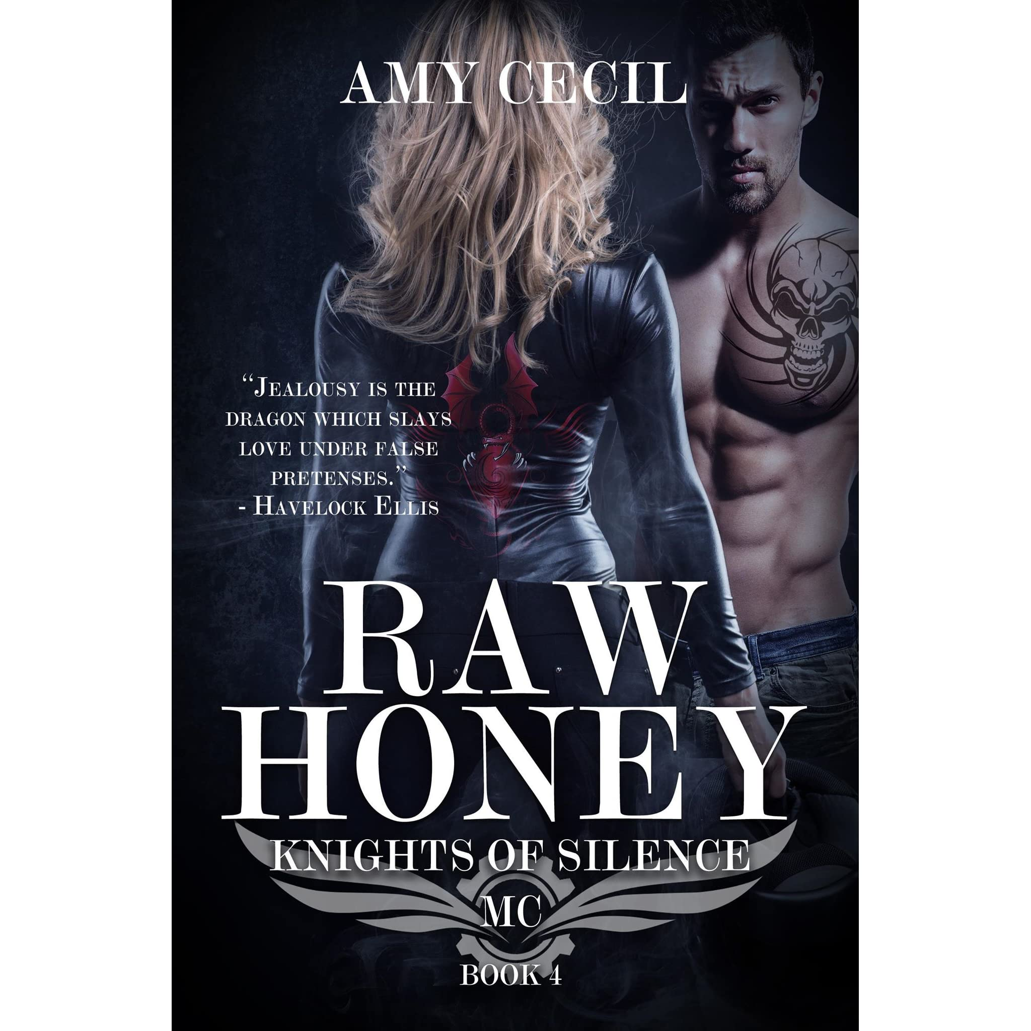 Amy Knights Pics raw honey - knights of silence mc book 4amy cecil