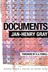 Documents (New Poets of America)