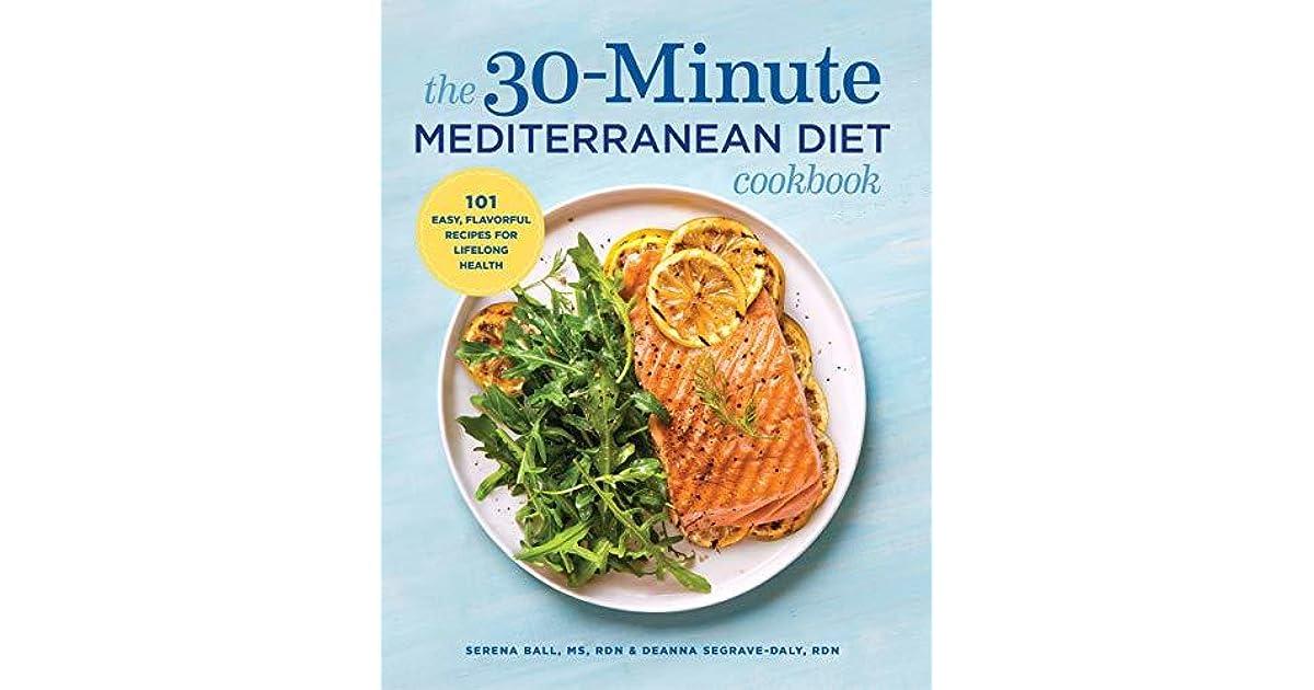 30 minute mediterranean diet recipes