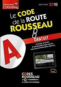 Le code de la route Rousseau