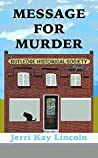 Message for Murder (A Rutledge Historical Society Cozy Mystery Book 1)