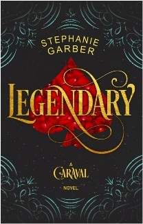 Download Legendary Caraval 2 By Stephanie Garber