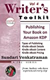 Publishing Your Book on Amazon KDP (The Writer's Toolkit Series 4)