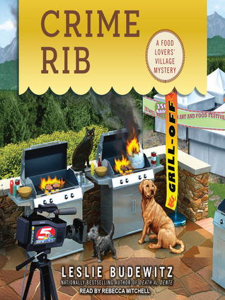 Crime Rib (A Food Lovers' Village Mystery, #2)