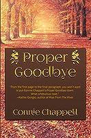 Proper Goodbye (Wild Raspberries Series Book 2)