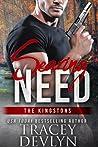 Searing Need (Steele Ridge: The Kingstons, #3)