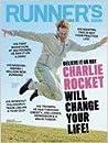 Runner's Worls Magazine August 2018 Charlie Rocket by Jeff Dengate