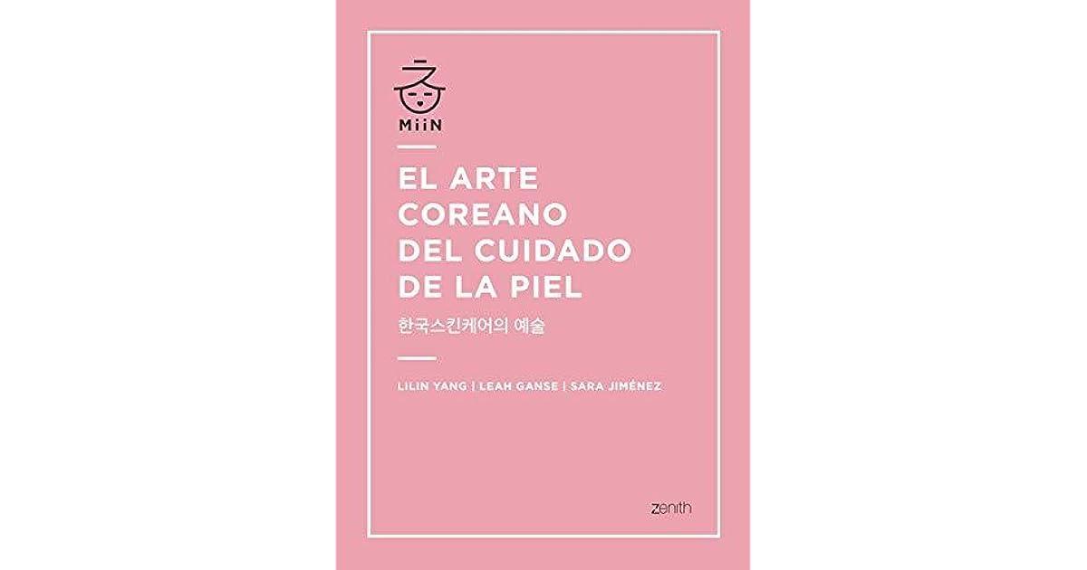 el arte coreano del cuidado de la piel pdf descargar