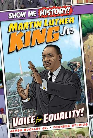 Martin Luther King Jr.: Voice for Equality!