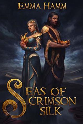 Seas of Crimson Silk by Emma Hamm