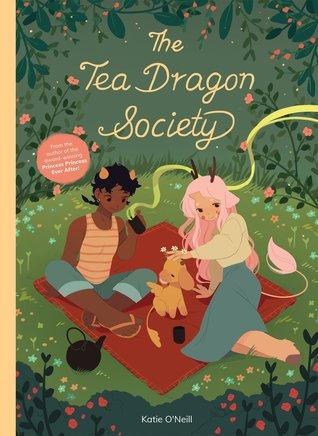 The Tea Dragon Society by Katie O'Neill