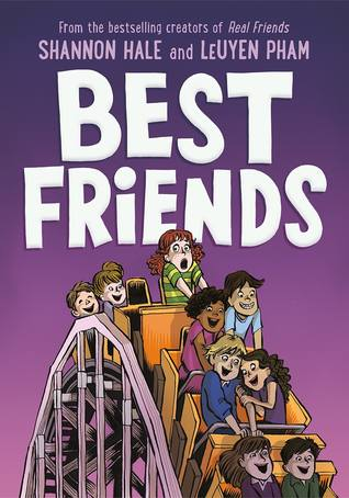Best Friends cover (link to Goodreads)