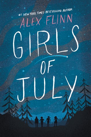 Girls of July by Alex Flinn