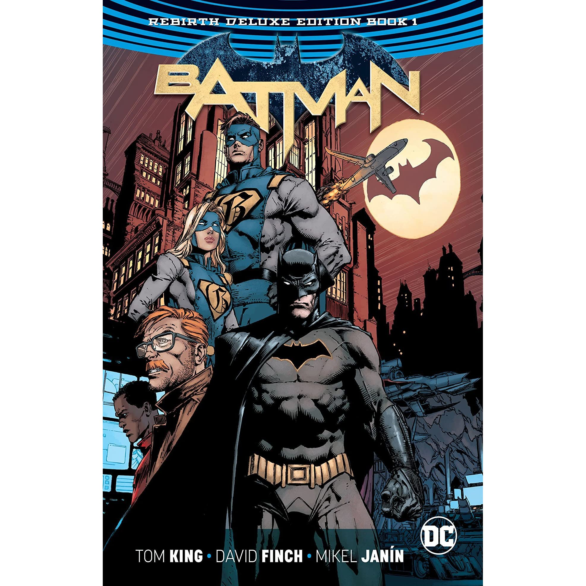 Bane And Batman Fucking Catwoman Porn batman: the rebirth deluxe edition book 1tom king