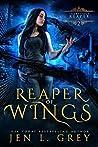 Reaper of Wings (The Artifact Reaper Saga #2)
